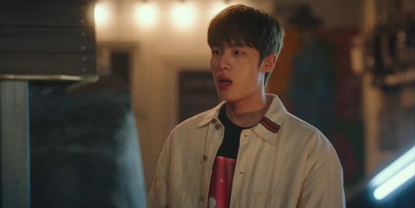 Bạn thân của Jo Yi Seo là con trai ngoài giá thú của chủ tịch Jang.