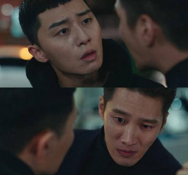 Park Sae Ro Yi cảnh cáo Jang Geun Won.