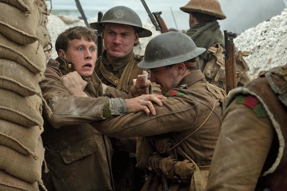 '1917', 'Joker', 'The Irishman' trong cuộc chạy đua Oscar 2020 7