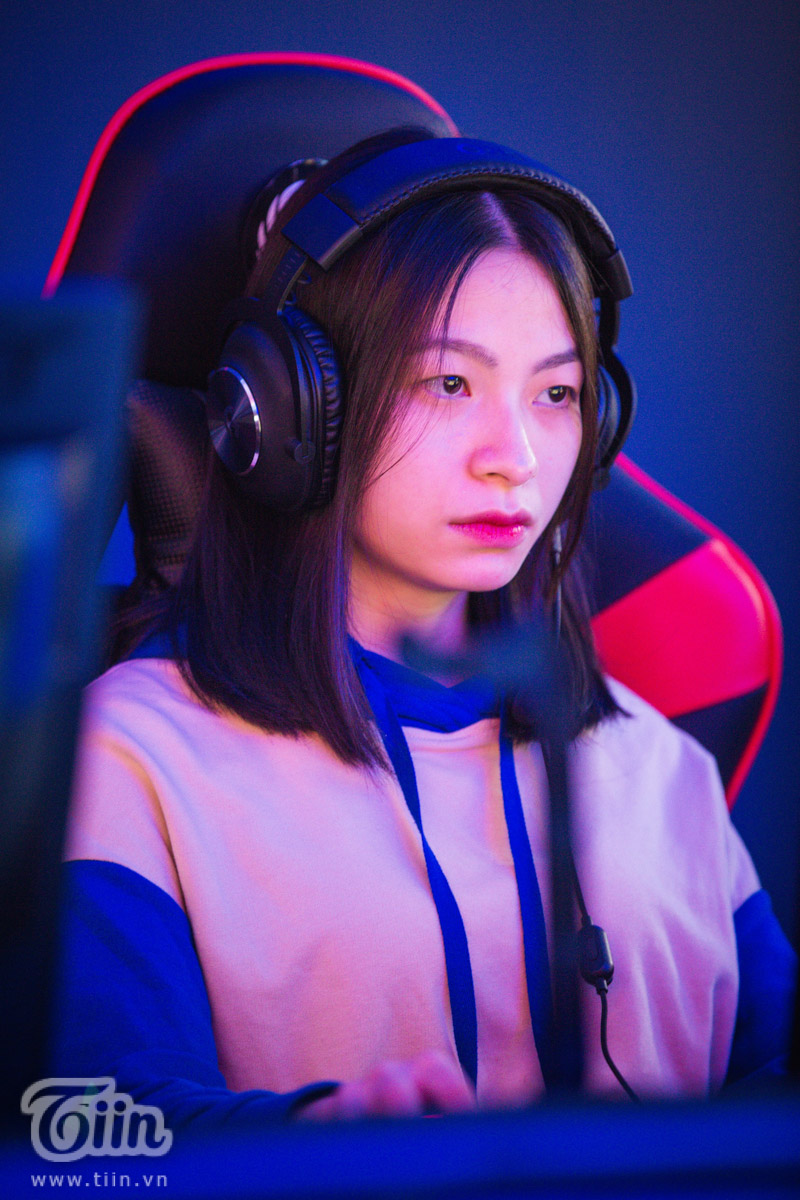 Đậu Đậu là gamer, streamer có tiếng tại Việt Nam