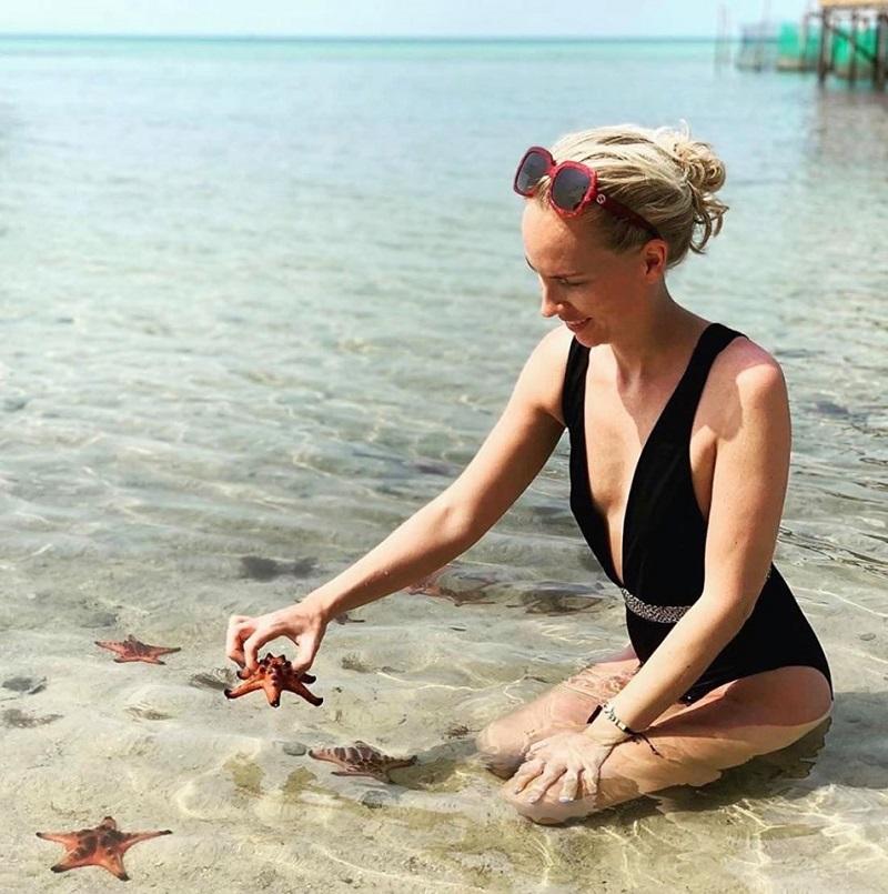 Rạch Vẹm đang trong mùa sao biển nên hãy nhanh chân check-in nhé! (Ảnh:Josefinvarg)