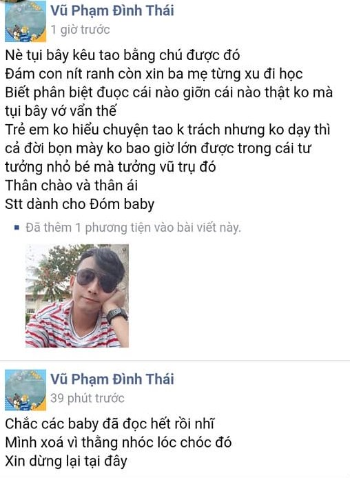 Vợ chồng Thái Vũ (FAP TV) 'khẩu chiến' với FC của Jack, nghi vấn tình anh em sắp 'toang'? 5