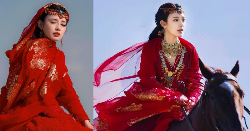 Vai diễn Tiểu Phong của Bành Tiểu Nhiễm trong Đông Cung đã giúp cô rất được yêu thích. Trước khi đến Trung Nguyên làm thái tử phi, Tiểu Phong từng là một công chúa ngây thơ ở Tây Lương. Tạo hình công chúa trong những trang phục màu đỏ thật sự rất thích hợp với Bành Tiểu Nhiễm, để lại nhiều ấn tượng trong lòng khán giả.