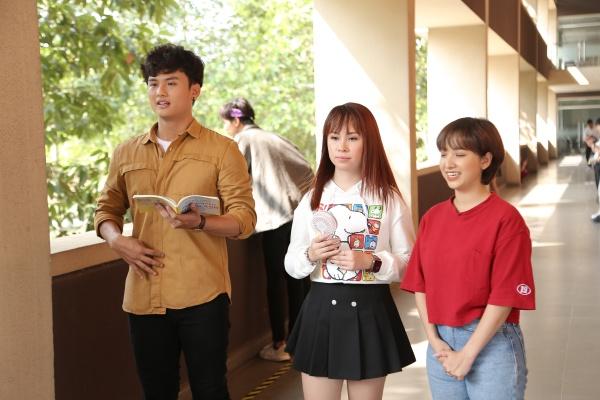 Victoria Nguyễn lấn sân làm web drama học đường với thông điệp tích cực 1