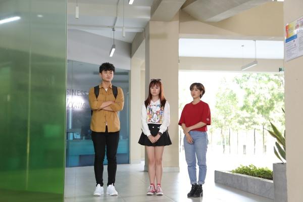 Victoria Nguyễn lấn sân làm web drama học đường với thông điệp tích cực 2