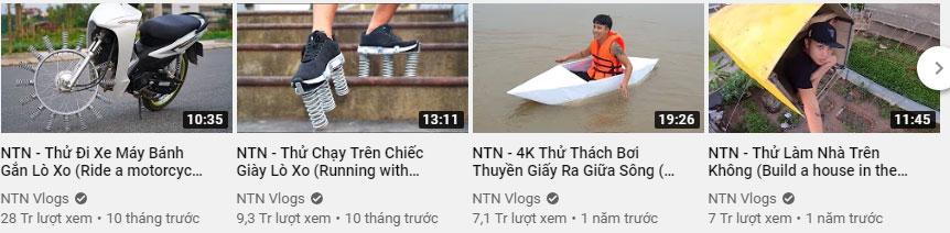 Bị ghét vì làm nhiều vlog độc hại và vô bổ, NTN đáp trả: 'Những người ghét tôi đều không hơn tôi, đặc biệt là tài chính' 0