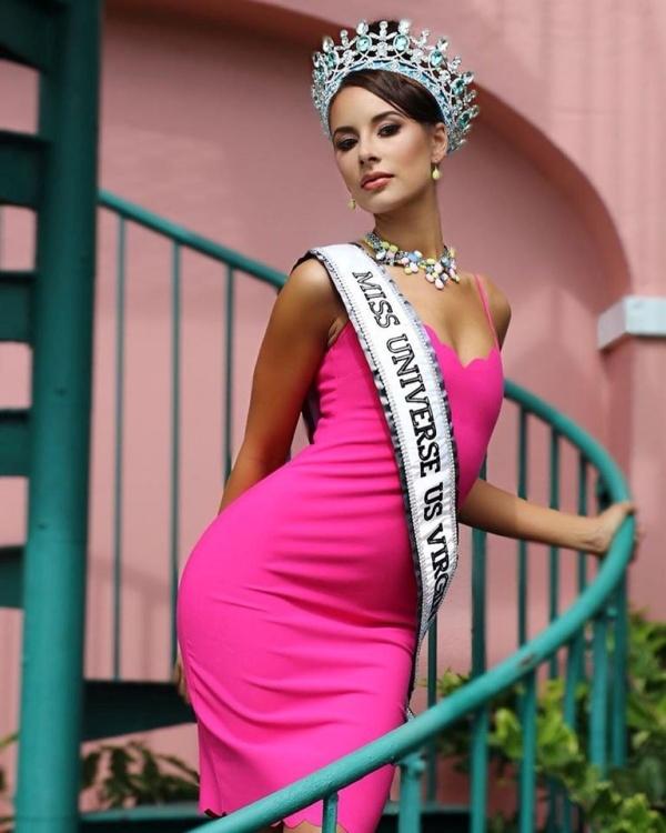 Vương miện Miss Universe US Virgin Islands