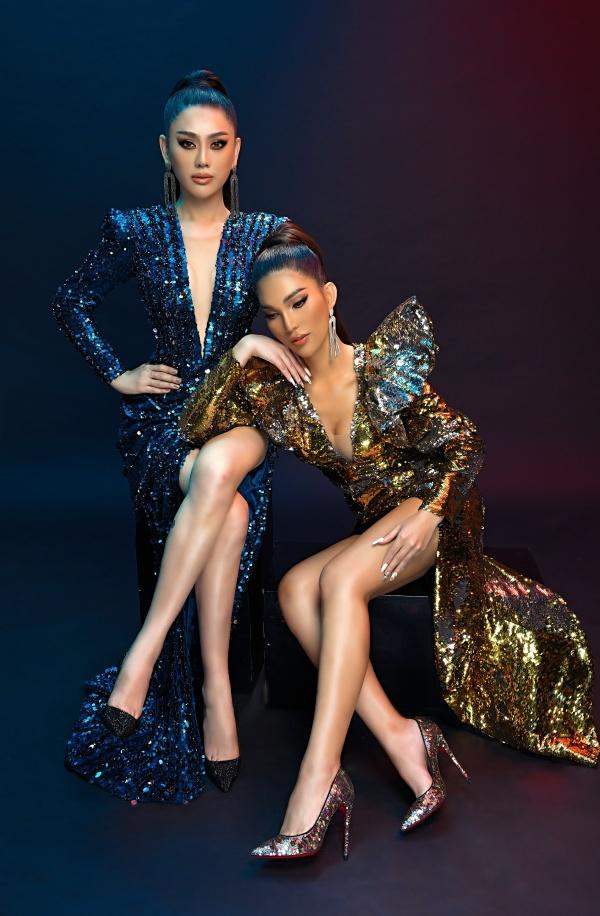 Lâm Khánh Chi bất ngờ 'lột xác' với bộ ảnh thời thượng cùng 'em gái' 0