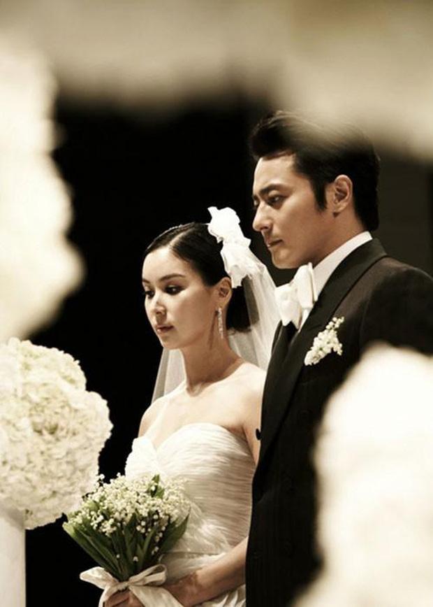 Jang Dong Gun - Go So Young là một trong những cặp đôi quyền lực của showbiz Hàn Quốc