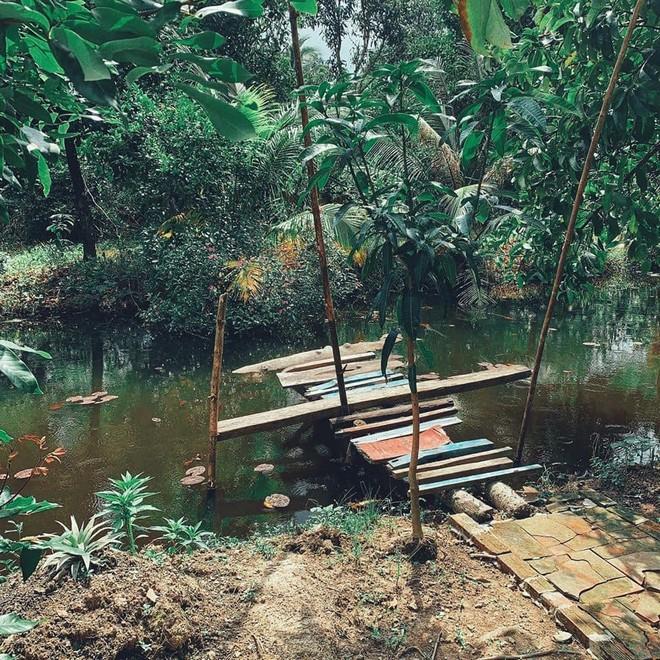 Homestay 'trần trụi' với thiên nhiên ở Cần Thơ cho du khách về với miệt vườn đúng nghĩa 4