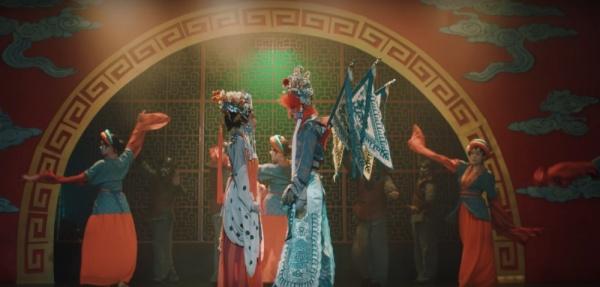 Orange ra mắt MV Chân ái: Vừa cổ trang lộng lẫy, vừa liêu trai 'lạnh gáy', lại còn drama chị em đấu đá một mất một còn 3