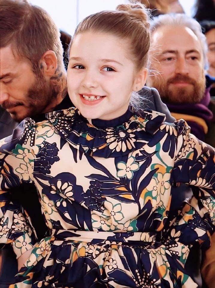 Nhan sắc cực phẩm tựa công chúa ở tuổi thứ 9 của Harper Beckham 6