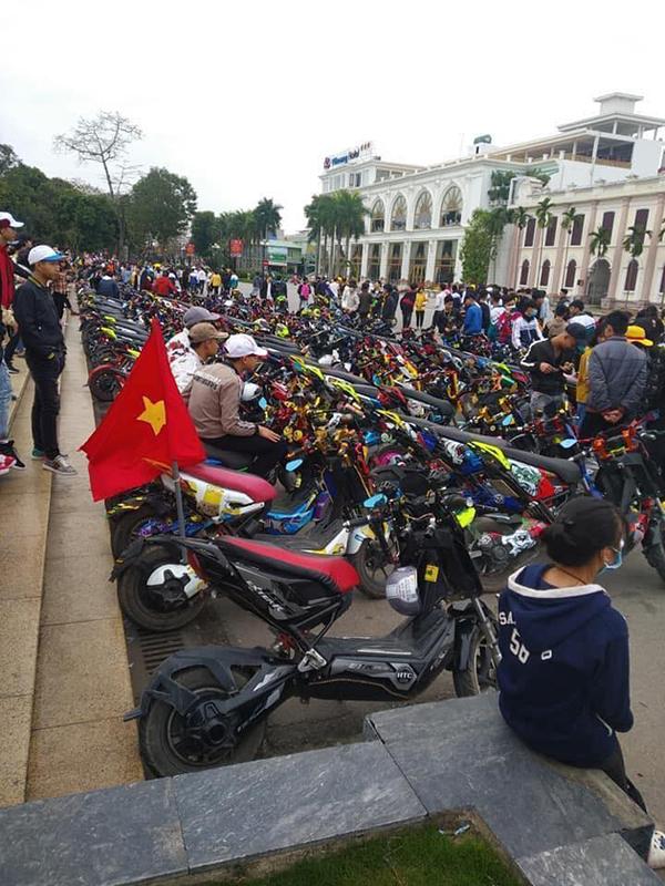 Hành động của các em sẽ đượcSở GD & ĐT tỉnh Nam Định xem xét để xử lý theo quy định.