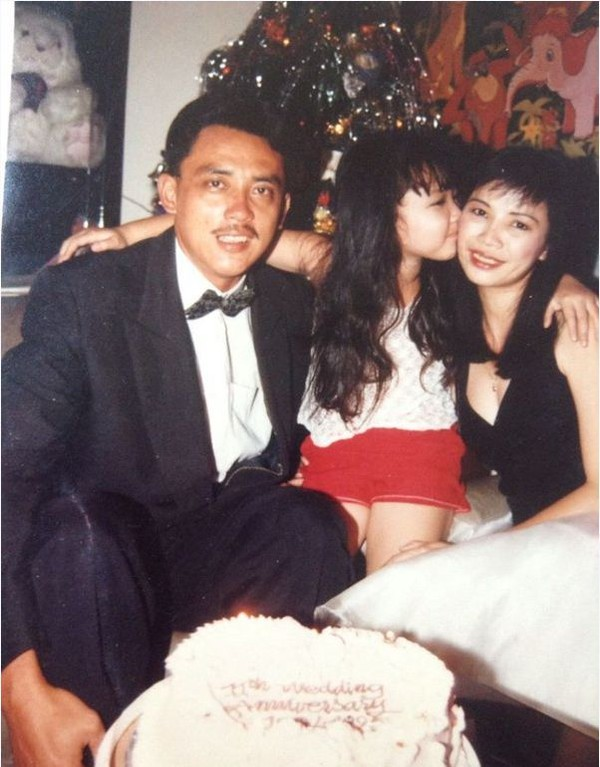 Hiện tại mẹ của Tóc Tiên vẫn chưa lộ diện.
