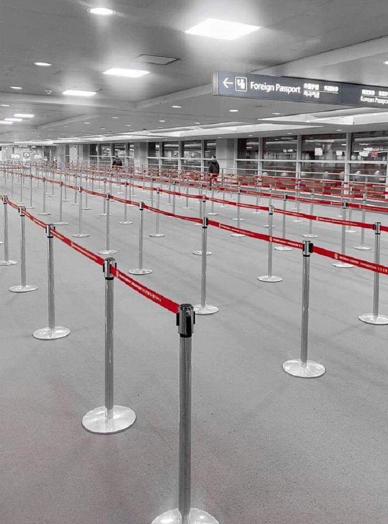Sân bay Hàn Quốc vắng tanh sau thông tin số ca nhiễm Covid-19 tăng nhanh, khách du lịch bỗng 'hoang mang nhẹ' 0