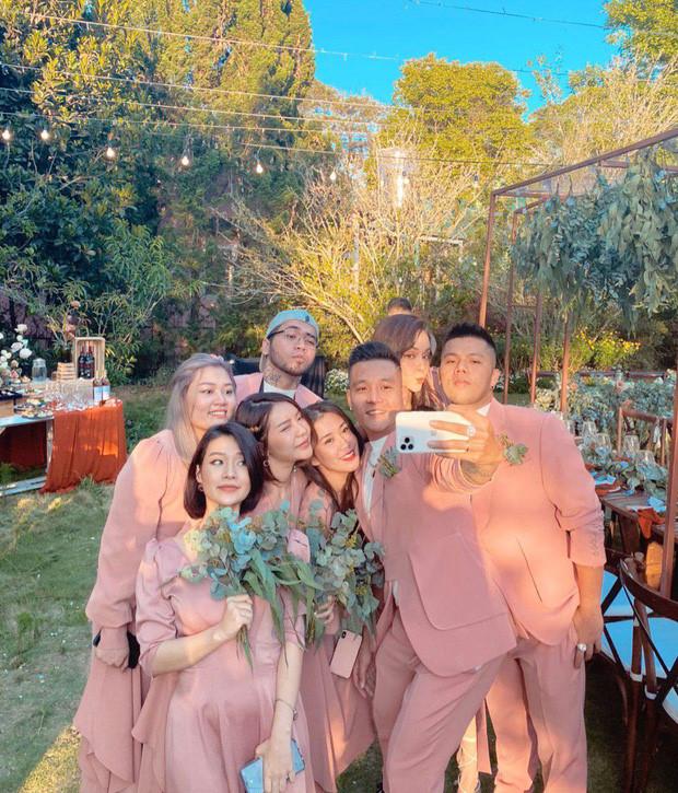 Bất ngờ những cặp đôi được se duyên trong đám cưới Tóc Tiên - Hoàng Touliver 3
