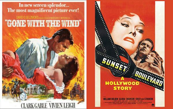 Hai bộ phim mà tổng thống Mỹ đương nhiệm đề cập tới.