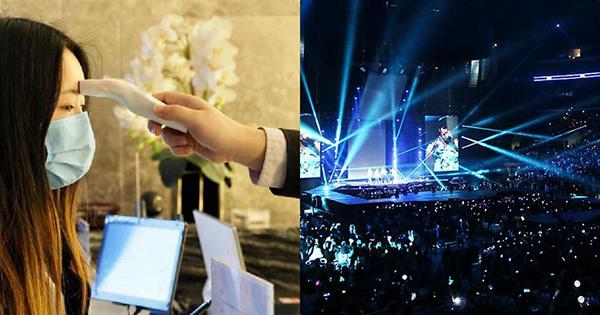 Các sự kiện âm nhạc ở Hàn Quốc được tổ chức như thế nào trước dịch bệnh Covid-19? 1