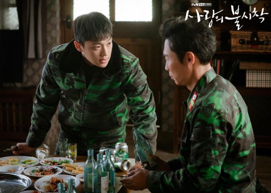 Lee Shin Young đóng vai Park Kwang Beom không chỉ khiến các bà thím trong phim mê mẩn mà còn chiếm được thiện cảm từ người xem.