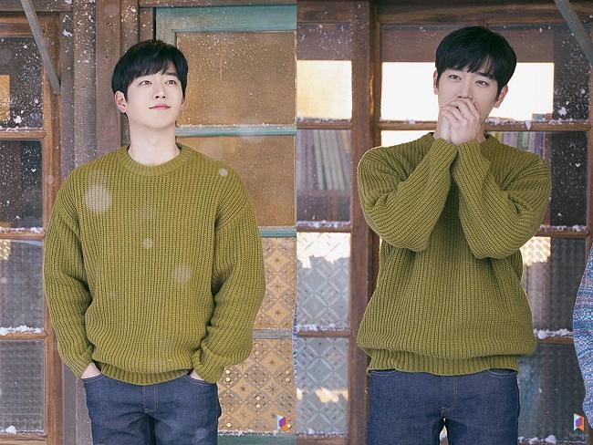 Trước thềm lên sóng 'Trời đẹp em sẽ đến', ngắm loạt ảnh hậu trường đẹp như tạp chí của Seo Kang Joon 1