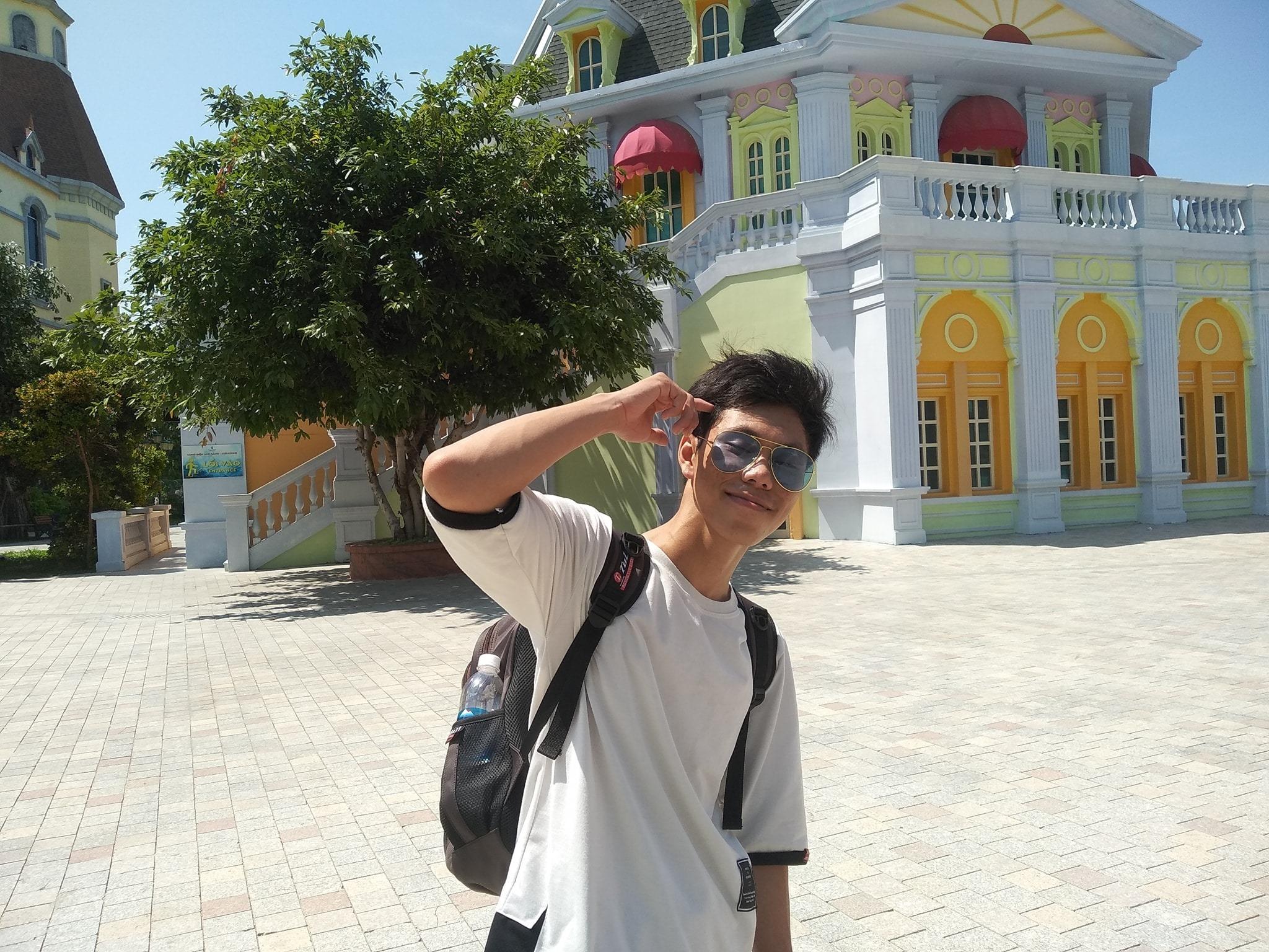 Nguyễn Quang Huy Hoàng - chàng 'phi công trẻ' nhưng cực kỳ chín chắn