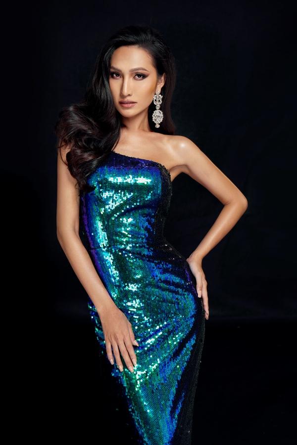 Hoài Sa chính thức lên đường sang Thái Lan thi Hoa hậu Chuyển giới Quốc tế 2020 1