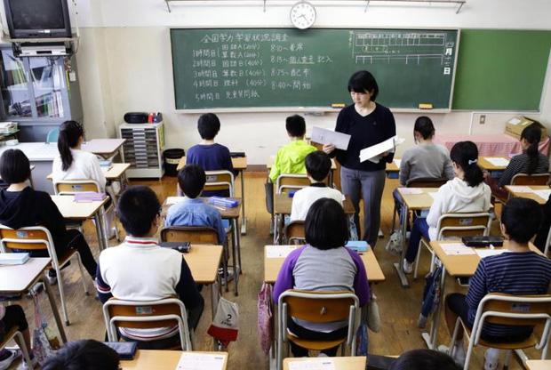 Nhiều khả năng, Nhật Bản sẽ cho đóng cửa các trường học nếu dịch Covid-19 bùng phát.