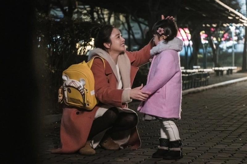Hi Bye, Mama!: Tại sao qua 2 tập rồi mà Kim Tae Hee có mỗi bộ quần áo mặc hoài? 3