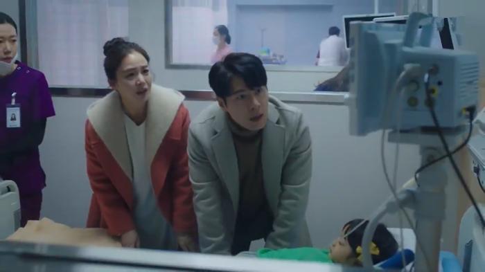 Hi Bye, Mama!: Tại sao qua 2 tập rồi mà Kim Tae Hee có mỗi bộ quần áo mặc hoài? 4