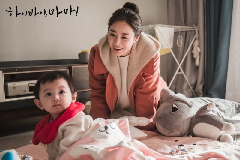 Kim Tae Hee tái xuất màn ảnh nhỏ với vai diễn 'mẹ ma'.
