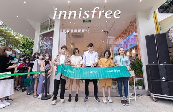 Ngoài sức tưởng tượng: innisfree Đà Nẵng đón hàng trăm tín đồ đến check-in suốt 2 ngày đầu ra mắt 1