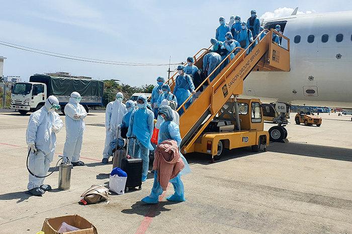 Đoàn khách Hàn Quốc từ tâm dịch sang Đà Nẵng không đồng ý cách ly vì 'còn bình thường, khỏe mạnh' 3