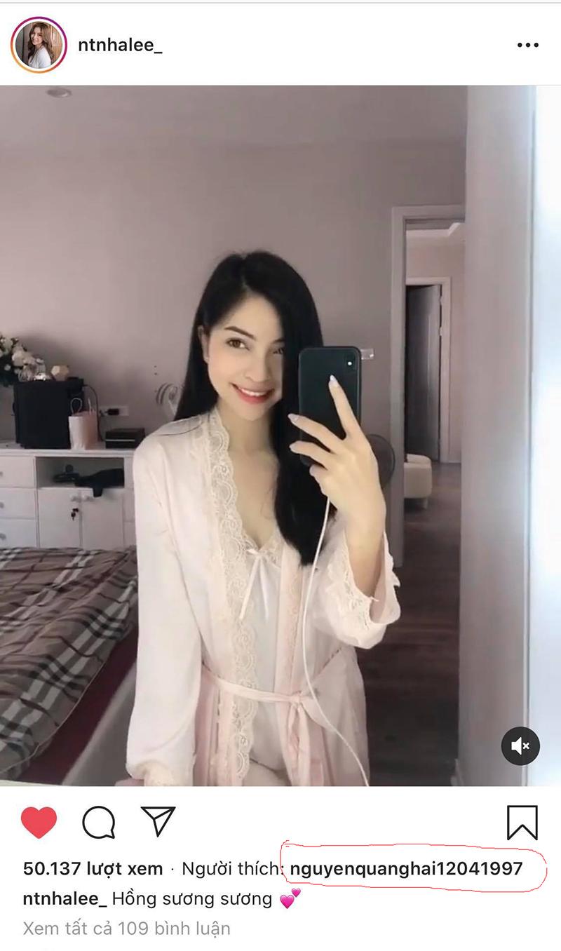 Hot: Giữa đêm, bắt gặp Quang Hải tình tứ chở Nhật Lê đi ăn, trò chuyện vô cùng thân thiết 1