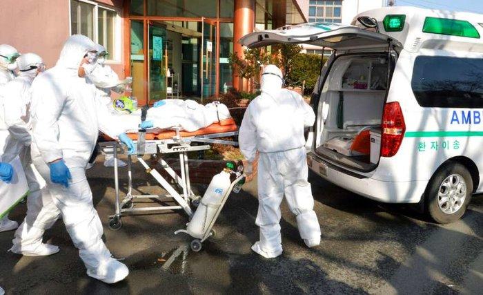 Số người tử vong do virus corona tăng nhanh khiến Chính phủ Hàn Quốc bật báo động đỏ.