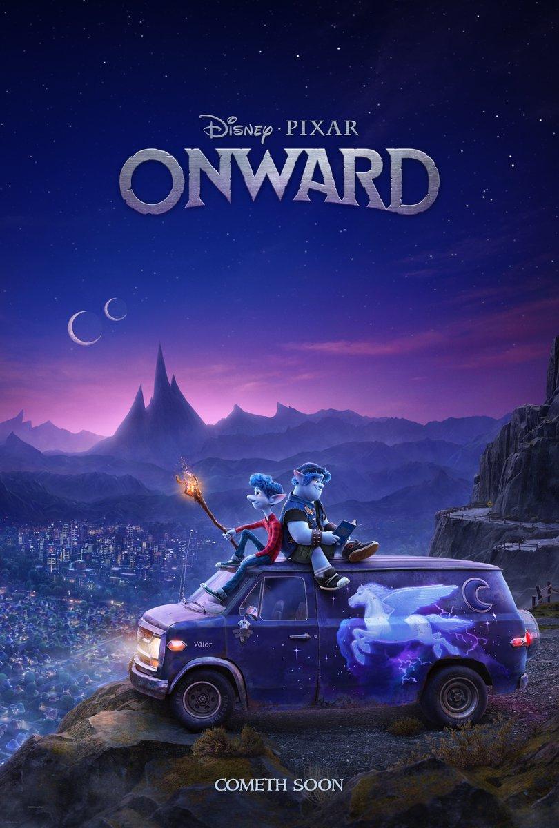 'Onward' - Khi kể chuyện là cứu cánh 0