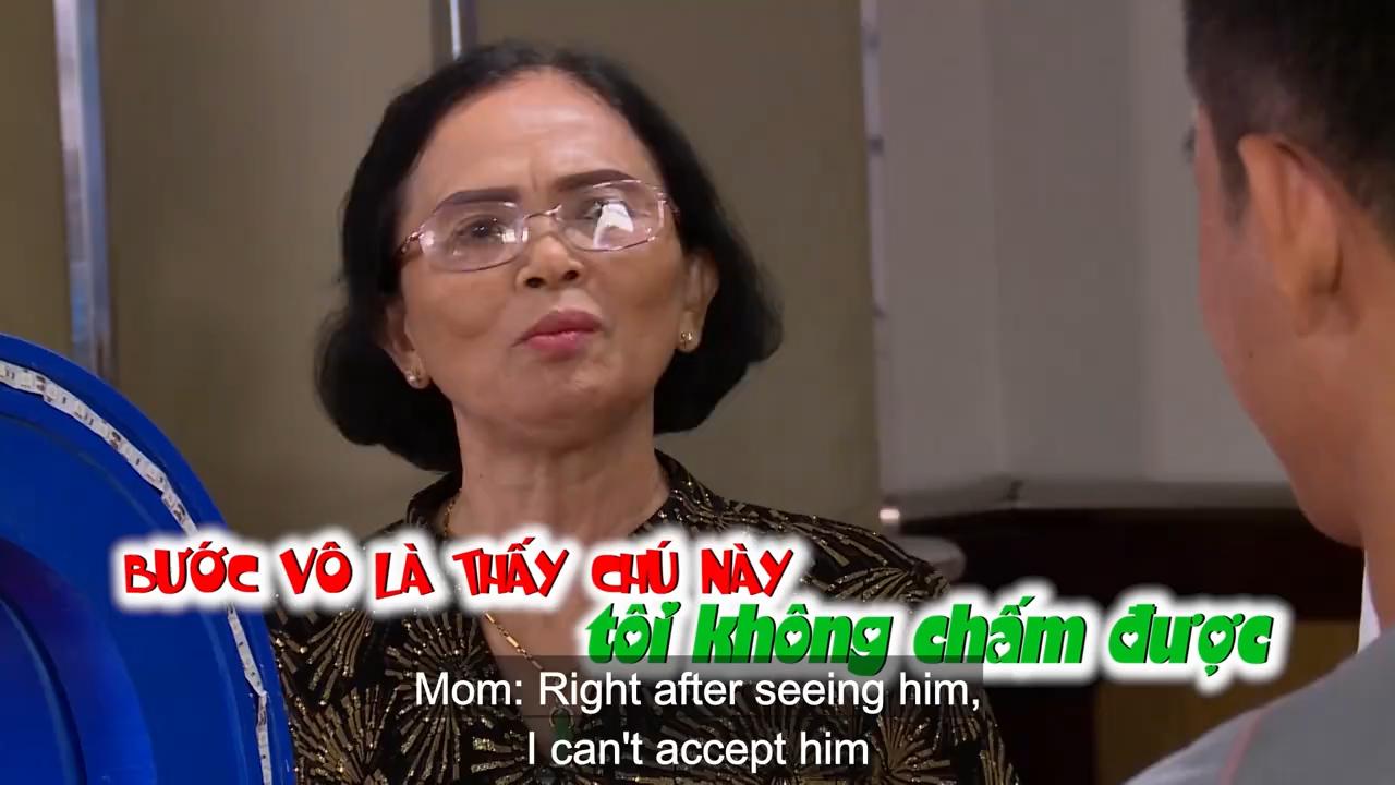 Tiết lộ lý do khiến người mẹ chê bai xối xả đối phương của bạn gái giữa trường quay: Thì ra đã ác cảm ngay trước khi bước vào! 0