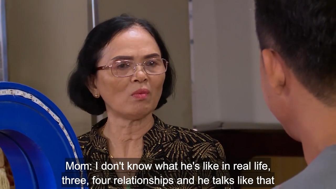 Tiết lộ lý do khiến người mẹ chê bai xối xả đối phương của bạn gái giữa trường quay: Thì ra đã ác cảm ngay trước khi bước vào! 1