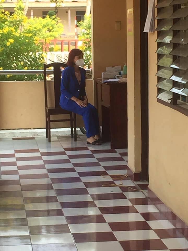 Hình ảnh đầu tiên trong phòng cách ly của cô gái Bình Dương livestream 'khoe' cách trốn khai báo 0