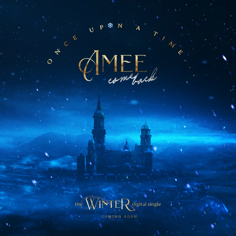 'Công chúa' Amee lộ diện, sẵn sàng 'phá đảo' Vpop với màn comeback hoành tráng 2
