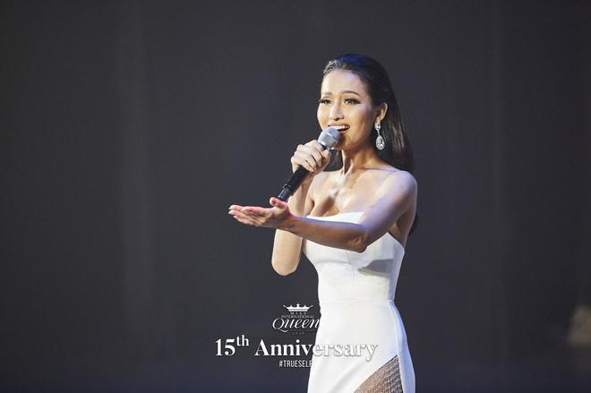 Phần thi tài năng của Hoài Sa được BGK xếp ở vị trí thứ 2 trong tổng số 21 thí sinh.