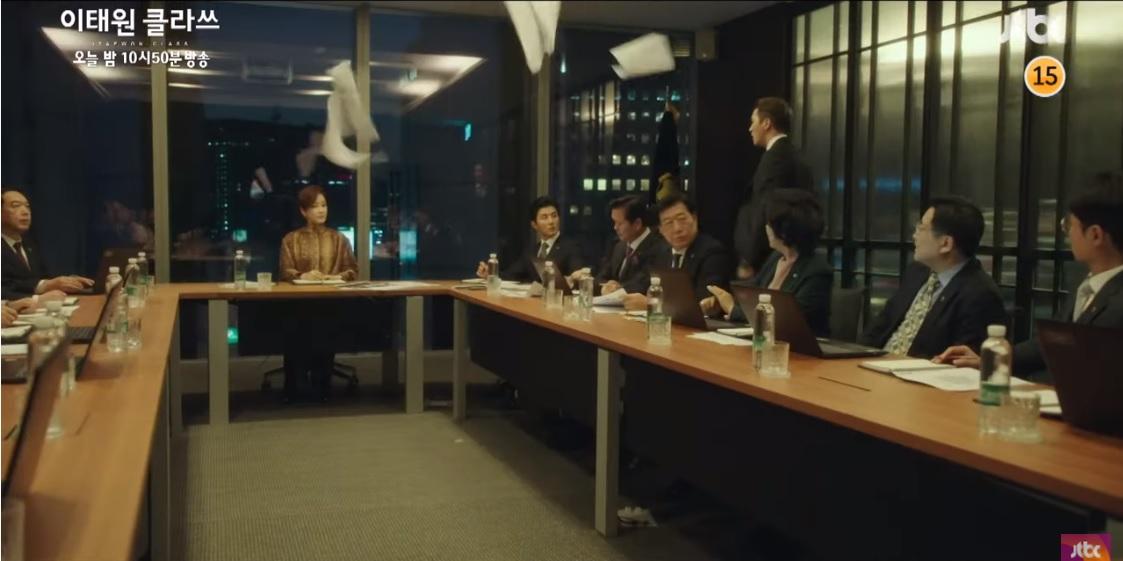 Chủ tịch Jang bị bãi nhiệm, nhường chiếc ghế điều hành tập đoàn Jangga cho bàKang Min Jung