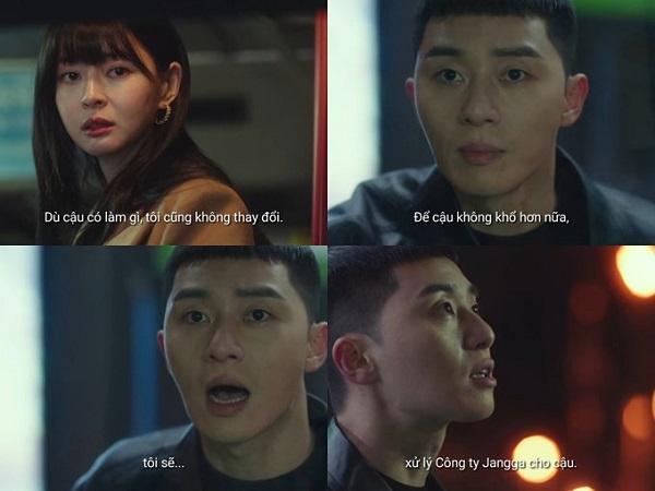 Tầng lớp Itaewon: 'Chàng khờ thủy chung' Park Sae Ro Yi và 3 lần tỏ tình theo cách chẳng giống ai dành cho 'nàng thảo mai' Oh Soo Ah 5