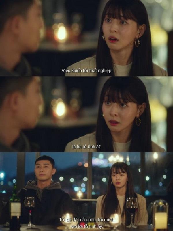 Lời tỏ tình 'trá hình' thứ 2 của Park Sae Ro Yi.