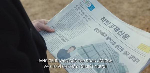 Thanh niên 'ăn hành' nhiều nhất tập 10 'Tầng lớp Itaewon' Jang Geun Won: Bị crush phũ thẳng mặt, cha đẻ 'vứt bỏ', ngồi tù và mất quyền thừa kế 0