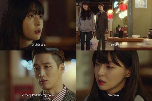 Oh Soo Ah thẳng thừng nói 'Tôi ghét cậu!'