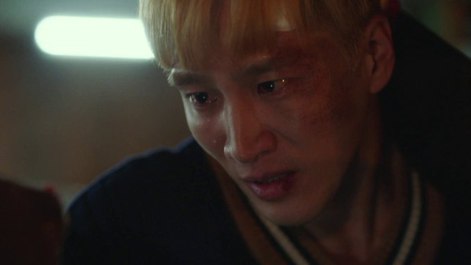 Thanh niên 'ăn hành' nhiều nhất tập 10 'Tầng lớp Itaewon' Jang Geun Won: Bị crush phũ thẳng mặt, cha đẻ 'vứt bỏ', ngồi tù và mất quyền thừa kế 1