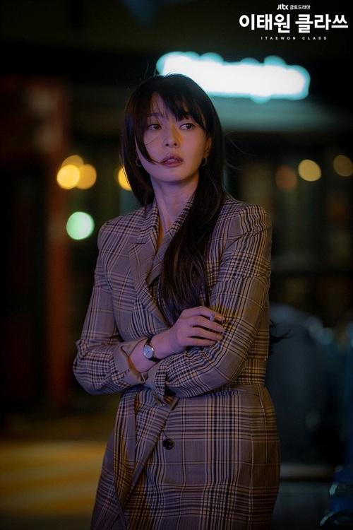 Style của Kwon Nara trong phim Itaewon Class: Đậm chất cô nàng công sở sành điệu 0