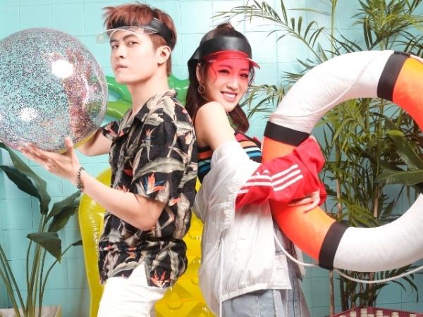 Puka và Gin Tuấn Kiệt bị nghi vấnhẹn hò.
