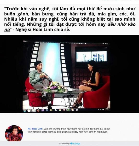 Sao Việt và những lần 'dở khóc dở cười' vì bị lợi dụng hình ảnh quảng cáo 8