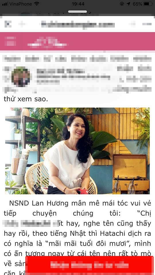 Sao Việt và những lần 'dở khóc dở cười' vì bị lợi dụng hình ảnh quảng cáo 21